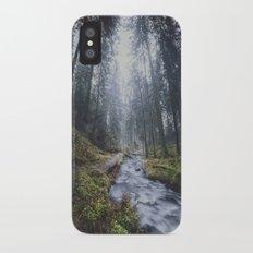 Damped feelings Slim Case iPhone X