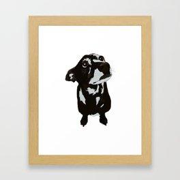 Oreo Framed Art Print