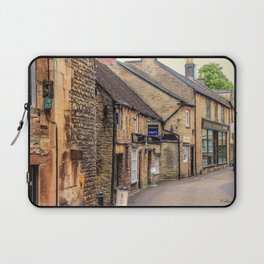 Downtown In The Cotswolds Laptop Sleeve