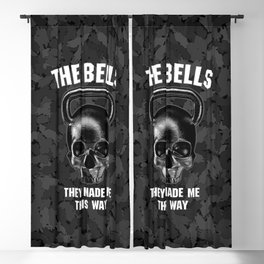 The Bells They Made This Way Blackout Curtain