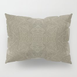 Soldier crabs and sand Pillow Sham