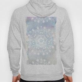 pastel lace design Hoody