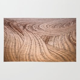 Non Level Playing Field Rug