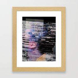 intercept Framed Art Print
