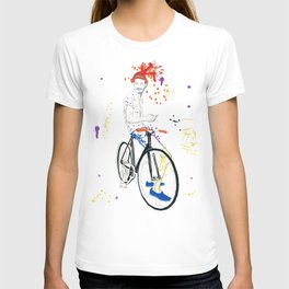 Bicycle Another Life-Cycle T-shirt