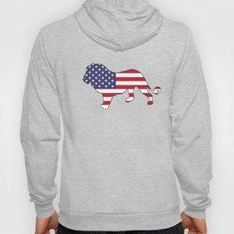 "Lion ""American Flag"" Hoody"