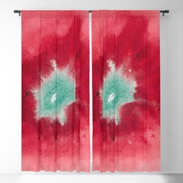 """Hilma af Klint """"On the Viewing of Flowers and Trees - Untitled"""" (1920) Blackout Curtain"""