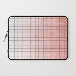 Sweet Pink Geometry Laptop Sleeve