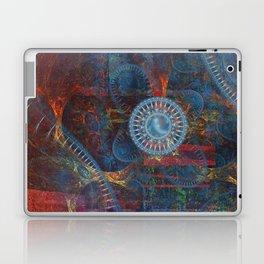 Fellini time Laptop & iPad Skin