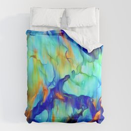 Cascading Waterfall Comforters