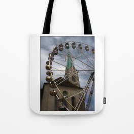 Let's fun! Tote Bag
