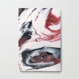 Redback Metal Print