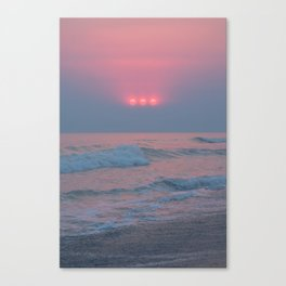 normality Canvas Print