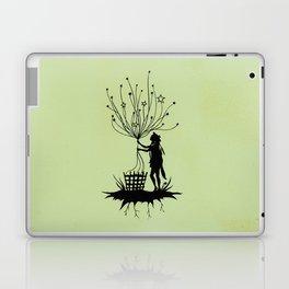 She Spins The Stars Laptop & iPad Skin