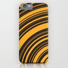 Orbis (On Brown) iPhone 6s Slim Case