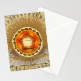 Barbicans Fancy Flower  ID:16165-031133-58551 Stationery Cards