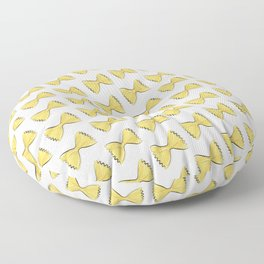Pasta bow Floor Pillow