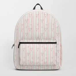 Hearts and Stripes Backpack