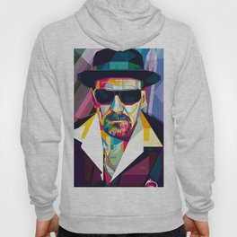 Pop Art London Vector Artist CONQR Ultimate Gangster Hoody