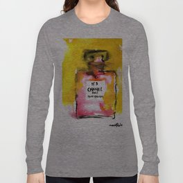 Channel No. 5 Long Sleeve T-shirt