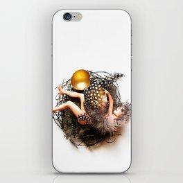 Empty Nest iPhone Skin