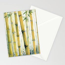 Bamboo Trees Stationery Cards