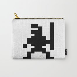 Pixel Ninja Carry-All Pouch