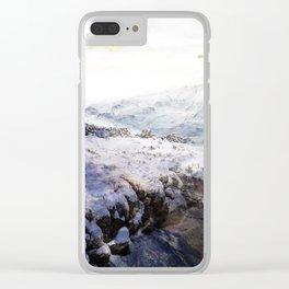hilltop Clear iPhone Case
