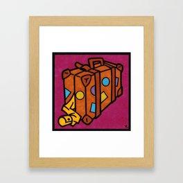 MiniPop10|Wanderlust Framed Art Print