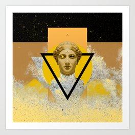 energy triii Art Print