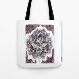 Imaginary Botany Tote Bag