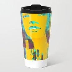 Risetime 1 Metal Travel Mug