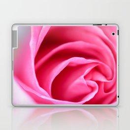 Pink Petals Laptop & iPad Skin
