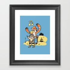 BANJOOOOOOOH! Framed Art Print
