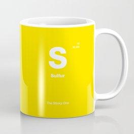 Sulfur Coffee Mug