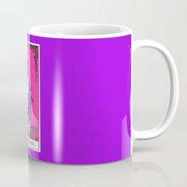 1. The Magician- Neon Dreams Tarot Coffee Mug