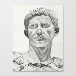Augustus Caesar Canvas Print