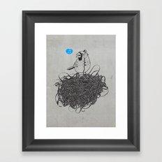 Song of Harmony Framed Art Print