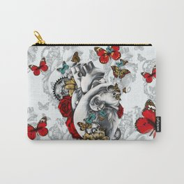 Minute by Minute Color Carry-All Pouch