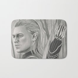 Elf Archer Bath Mat