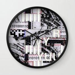 PD3: GCSD41 Wall Clock