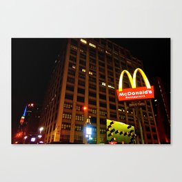 Empire State Building, NYC (5) Canvas Print
