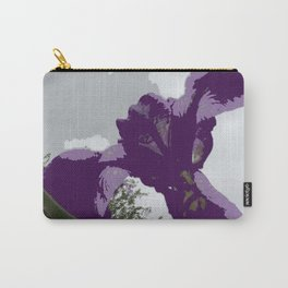 Iris takes flight Carry-All Pouch