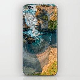 The Gap lagoon iPhone Skin