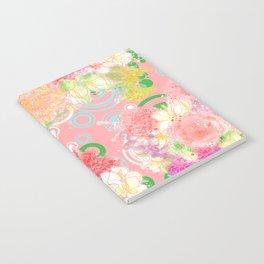 Is flowering seasons- a dream come true / 遍地花開-滿地結果 Notebook