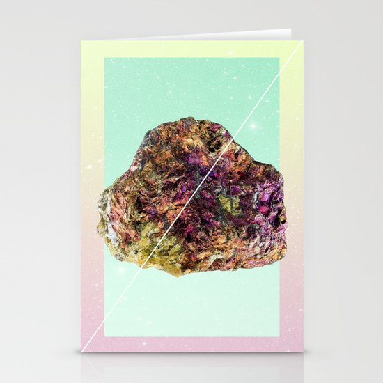 Mineral Love Stationery Cards