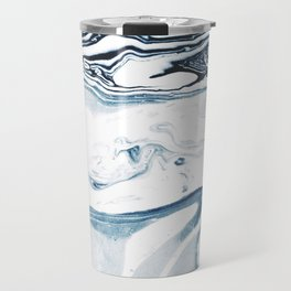 Marble fade Travel Mug