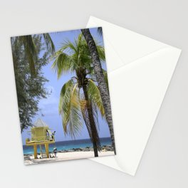 Caribbean lookout Stationery Cards