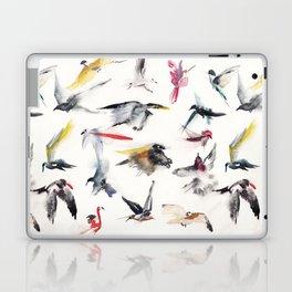 Free birds Laptop & iPad Skin