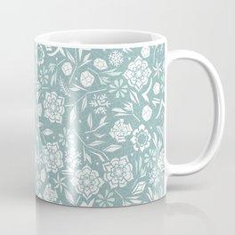Frozen garden Coffee Mug